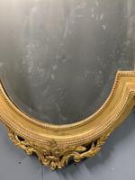 Exceptional Quality French Gilt Bevelled Garland Mirror (3 of 8)