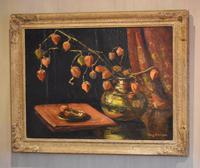 Still Life Oil Painting by Floris M. Gillespie (6 of 9)