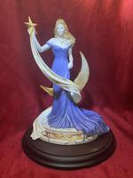 "Royal Worcester Ltd Edition Figurine ""Destiny"" 74 of 1000 with Original Plinth & Boxed"