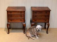 Pair of Mahogany Bedside Cabinets (10 of 10)