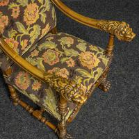 Pair of Throne Chairs (6 of 11)