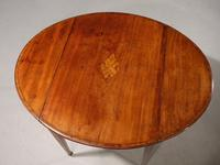 Most Attractive George III Period Mahogany Pembroke Table (2 of 6)