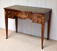 Inlaid Rosewood Writing Desk (4 of 11)