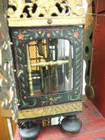 Wow! Antique 18th Century Dutch Stoelklok Wall Clock Verge Wall Clock (11 of 12)