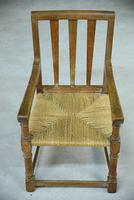 Arts & Crafts Childs Chair (7 of 9)