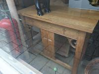 Oak Alter / Church Gothic Table (2 of 6)