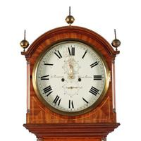 Scottish Georgian Grandfather Clock (3 of 8)
