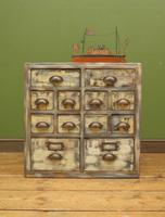 Reclaimed Hand Made Bank of Drawers (19 of 20)