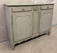 French Oak 2 Door Dresser (2 of 16)