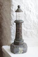 Cornish Serpentine Lighthouse Table Lamp (2 of 10)