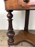 Victorian Mahogany Duchess Dressing Table (10 of 21)