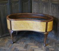 Large Antique Kidney Shaped Jardiniere (9 of 9)