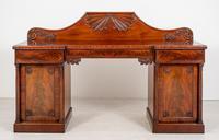 Impressive William IV Mahogany Pedestal Sideboard (2 of 9)
