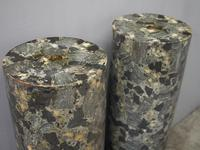 Pair of Italian Scagiola Pedestals / Columns (4 of 8)
