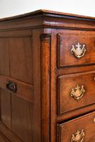 Mid 18th Century George III Large Oak Dresser Base (10 of 11)