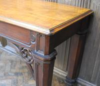 Country House Gothic Serving Table / Console Table (2 of 9)