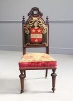 19th Century Rosewood Side Chair (3 of 8)