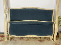 Original French Roll End Style Double Bed Frame (11 of 12)