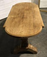 Large Oak Farmhouse Table with Extensions (23 of 30)