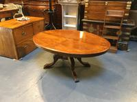 Victorian Oval Coffee Table (7 of 7)