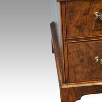 19th Century Walnut Bureau Bookcase (17 of 19)