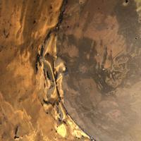 18th Century Brass Cream Pan - Log Bin (5 of 7)