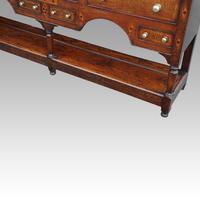 George III Oak Pot Board Dresser Base (10 of 13)