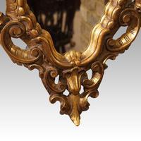 Antique Gilt Florentine Mirror (2 of 6)