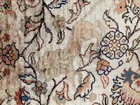 Vintage Anatolian Kayseri Silk Rug 2.22m x 1.51m (10 of 17)