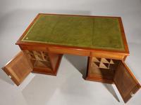 Good Late Regency Mahogany Partners Desk (5 of 5)