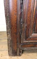 Gothic Antique Carved Oak Dresser (5 of 10)
