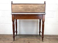 Antique Washstand with Tiled Back (10 of 10)