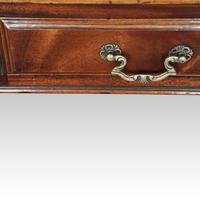 George V Mahogany Pedestal Desk (8 of 13)