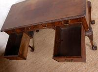 Carved Walnut Writing Desk (9 of 12)