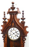 Wow! Antique German Spring Driven Striking 8-day Vienna Wall Clock by Peerless (9 of 12)