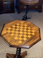Victorian Chess Table (5 of 8)