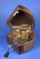 Victorian Brass Sextant In It's Original Mahogany Box. (5 of 18)