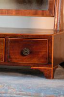 19th Century Inlaid Mahogany Dressing Table Mirror (5 of 23)