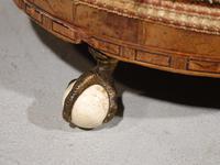 Attractive Pair of Mid Victorian Circular Stools (4 of 4)