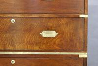 A Fine Military Campaign Chest of Drawers (5 of 6)