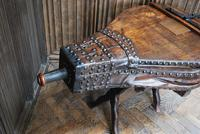 Antique French Bellows Coffee Table (2 of 7)