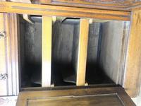 Early 20th Century Antique Oak Dresser (M-1650) (6 of 16)
