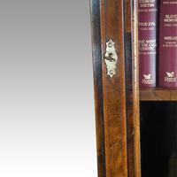 19th Century Walnut Bureau Bookcase (14 of 19)