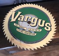 Vintage Sign Vargus (6 of 7)