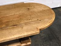 Large Oak Farmhouse Table with Extensions (25 of 30)