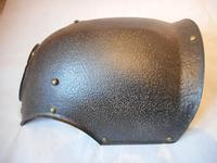 French Cuirassiers Breastplate (4 of 5)