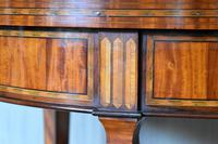 Dutch Neoclassical Satinwood Centre Table (4 of 13)