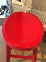 Painted Stool (2 of 3)