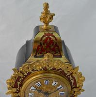 French Boulle Mantel Clock (4 of 4)