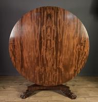 Fantastic Large William IV Mahogany Dining Table